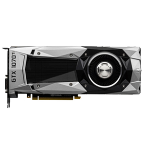 nVidia GeForce GTX 1070 Ti Founders Edition Ethereum Mining